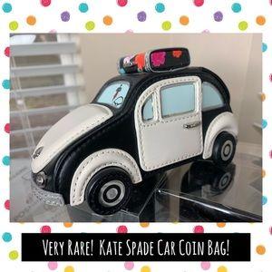 kate spade Bags - Kate Spade ♠️ Scenic Route Beetle Car Bug Coin Bag